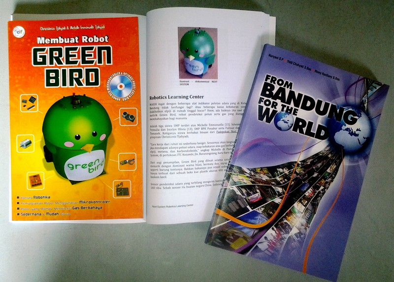 Green Bird @ From Bandung for The World