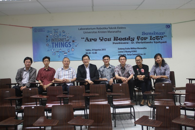 Seminar Are You Ready for IoT?